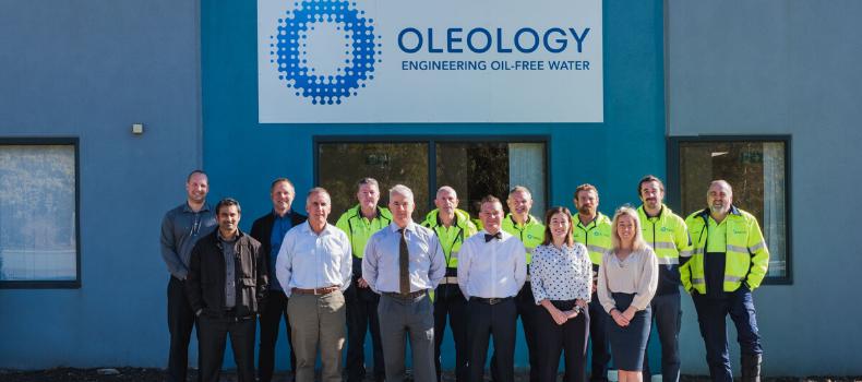 Oleology team